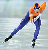 Subject: Marrit Leenstra; Tags: Sport, NED, Netherlands, Niederlande, Holland, Dutch, Marrit Leenstra, Eisschnelllauf, Speed skating, Schaatsen, Damen, Ladies, Frau, Mesdames, Female, Women, Athlet, Athlete, Sportler, Wettkämpfer, Sportsman; PhotoID: 2017-01-27-0951