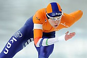 Subject: Marrit Leenstra; Tags: Sport, NED, Netherlands, Niederlande, Holland, Dutch, Marrit Leenstra, Eisschnelllauf, Speed skating, Schaatsen, Damen, Ladies, Frau, Mesdames, Female, Women, Athlet, Athlete, Sportler, Wettkämpfer, Sportsman; PhotoID: 2017-01-27-0952