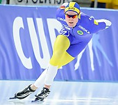 Subject: David Andersson; Tags: Sport, SWE, Sweden, Schweden, Herren, Men, Gentlemen, Mann, Männer, Gents, Sirs, Mister, Eisschnelllauf, Speed skating, Schaatsen, David Andersson, Athlet, Athlete, Sportler, Wettkämpfer, Sportsman; PhotoID: 2017-01-27-0979