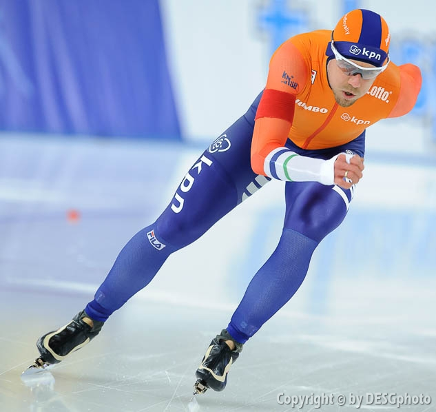 Douwe de Vries; Tags: Sport, NED, Netherlands, Niederlande, Holland, Dutch, Herren, Men, Gentlemen, Mann, Männer, Gents, Sirs, Mister, Eisschnelllauf, Speed skating, Schaatsen, Douwe de Vries, Athlet, Athlete, Sportler, Wettkämpfer, Sportsman; PhotoID: 2017-01-27-0986