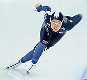 Subject: Min-Ji Kim; Tags: Sport, Min-Ji Kim, KOR, South Korea, Südkorea, Eisschnelllauf, Speed skating, Schaatsen, Damen, Ladies, Frau, Mesdames, Female, Women, Athlet, Athlete, Sportler, Wettkämpfer, Sportsman; PhotoID: 2017-01-28-0019