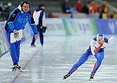 Subject: Mikhail Kazelin; Tags: Sport, RUS, Russian Federation, Russische Föderation, Russia, Mikhail Kazelin, Herren, Men, Gentlemen, Mann, Männer, Gents, Sirs, Mister, Eisschnelllauf, Speed skating, Schaatsen, Athlet, Athlete, Sportler, Wettkämpfer, Sportsman; PhotoID: 2017-01-28-0110