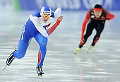 Subject: Mikhail Kazelin; Tags: Sport, RUS, Russian Federation, Russische Föderation, Russia, Mikhail Kazelin, Herren, Men, Gentlemen, Mann, Männer, Gents, Sirs, Mister, Eisschnelllauf, Speed skating, Schaatsen, Athlet, Athlete, Sportler, Wettkämpfer, Sportsman; PhotoID: 2017-01-28-0111