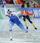 Motiv: Tommi Pulli; Tags: Tommi Pulli, Sport, Herren, Men, Gentlemen, Mann, Männer, Gents, Sirs, Mister, FIN, Finland, Finnland, Eisschnelllauf, Speed skating, Schaatsen, Athlet, Athlete, Sportler, Wettkämpfer, Sportsman; PhotoID: 2017-01-28-0146