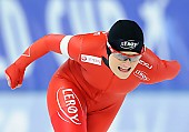 Subject: Camilla Lund; Tags: Sport, NOR, Norway, Norwegen, Eisschnelllauf, Speed skating, Schaatsen, Damen, Ladies, Frau, Mesdames, Female, Women, Camilla Lund, Athlet, Athlete, Sportler, Wettkämpfer, Sportsman; PhotoID: 2017-01-28-0250