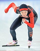 Subject: Mei Han; Tags: Sport, Mei Han, Eisschnelllauf, Speed skating, Schaatsen, Damen, Ladies, Frau, Mesdames, Female, Women, CHN, China, Volksrepublik China, Athlet, Athlete, Sportler, Wettkämpfer, Sportsman; PhotoID: 2017-01-28-0395