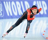 Subject: Mei Han; Tags: Sport, Mei Han, Eisschnelllauf, Speed skating, Schaatsen, Damen, Ladies, Frau, Mesdames, Female, Women, CHN, China, Volksrepublik China, Athlet, Athlete, Sportler, Wettkämpfer, Sportsman; PhotoID: 2017-01-28-0403