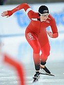 Subject: Ida Njåtun; Tags: Sport, NOR, Norway, Norwegen, Ida Njåtun, Eisschnelllauf, Speed skating, Schaatsen, Damen, Ladies, Frau, Mesdames, Female, Women, Athlet, Athlete, Sportler, Wettkämpfer, Sportsman; PhotoID: 2017-01-28-0450