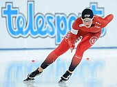 Subject: Ida Njåtun; Tags: Sport, NOR, Norway, Norwegen, Ida Njåtun, Eisschnelllauf, Speed skating, Schaatsen, Damen, Ladies, Frau, Mesdames, Female, Women, Athlet, Athlete, Sportler, Wettkämpfer, Sportsman; PhotoID: 2017-01-28-0451