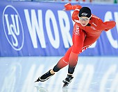 Subject: Ida Njåtun; Tags: Sport, NOR, Norway, Norwegen, Ida Njåtun, Eisschnelllauf, Speed skating, Schaatsen, Damen, Ladies, Frau, Mesdames, Female, Women, Athlet, Athlete, Sportler, Wettkämpfer, Sportsman; PhotoID: 2017-01-28-0455