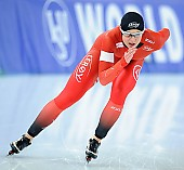 Subject: Ida Njåtun; Tags: Sport, NOR, Norway, Norwegen, Ida Njåtun, Eisschnelllauf, Speed skating, Schaatsen, Damen, Ladies, Frau, Mesdames, Female, Women, Athlet, Athlete, Sportler, Wettkämpfer, Sportsman; PhotoID: 2017-01-28-0456