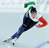 Subject: Yvonne Daldossi; Tags: Yvonne Daldossi, Sport, ITA, Italy, Italien, Eisschnelllauf, Speed skating, Schaatsen, Damen, Ladies, Frau, Mesdames, Female, Women, Athlet, Athlete, Sportler, Wettkämpfer, Sportsman; PhotoID: 2017-01-28-0463