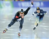 Subject: Tsubasa Hasegawa; Tags: Tsubasa Hasegawa, Sport, JPN, Japan, Nippon, Herren, Men, Gentlemen, Mann, Männer, Gents, Sirs, Mister, Eisschnelllauf, Speed skating, Schaatsen, Athlet, Athlete, Sportler, Wettkämpfer, Sportsman; PhotoID: 2017-01-28-0529