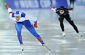 Subject: Aleksey Yesin; Tags: Sport, RUS, Russian Federation, Russische Föderation, Russia, Herren, Men, Gentlemen, Mann, Männer, Gents, Sirs, Mister, Eisschnelllauf, Speed skating, Schaatsen, Athlet, Athlete, Sportler, Wettkämpfer, Sportsman, Aleksey Yesin; PhotoID: 2017-01-28-0569