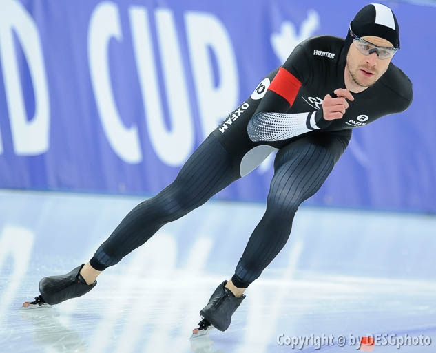 Peter Michael; Tags: Sport, Peter Michael, NZL, Herren, Men, Gentlemen, Mann, Männer, Gents, Sirs, Mister, Eisschnelllauf, Speed skating, Schaatsen, Athlet, Athlete, Sportler, Wettkämpfer, Sportsman; PhotoID: 2017-01-28-0777