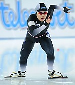 Subject: Ayano Sato; Tags: Sport, JPN, Japan, Nippon, Eisschnelllauf, Speed skating, Schaatsen, Damen, Ladies, Frau, Mesdames, Female, Women, Ayano Sato, Athlet, Athlete, Sportler, Wettkämpfer, Sportsman; PhotoID: 2017-01-28-0818