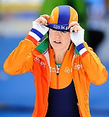 Subject: Ireen Wüst; Tags: Sport, NED, Netherlands, Niederlande, Holland, Dutch, Ireen Wüst, Eisschnelllauf, Speed skating, Schaatsen, Damen, Ladies, Frau, Mesdames, Female, Women, Athlet, Athlete, Sportler, Wettkämpfer, Sportsman; PhotoID: 2017-01-28-0895