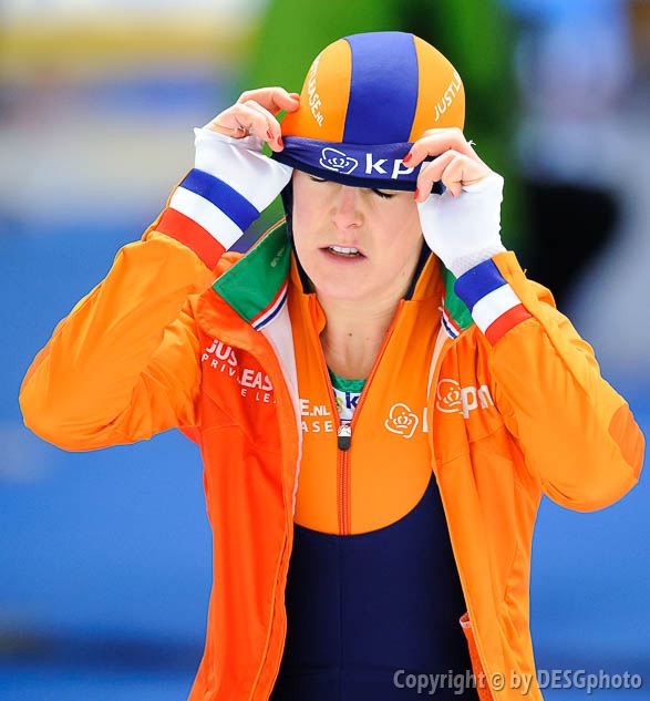 Ireen Wüst; Tags: Sport, NED, Netherlands, Niederlande, Holland, Dutch, Ireen Wüst, Eisschnelllauf, Speed skating, Schaatsen, Damen, Ladies, Frau, Mesdames, Female, Women, Athlet, Athlete, Sportler, Wettkämpfer, Sportsman; PhotoID: 2017-01-28-0895