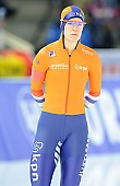 Subject: Ireen Wüst; Tags: Sport, NED, Netherlands, Niederlande, Holland, Dutch, Ireen Wüst, Eisschnelllauf, Speed skating, Schaatsen, Damen, Ladies, Frau, Mesdames, Female, Women, Athlet, Athlete, Sportler, Wettkämpfer, Sportsman; PhotoID: 2017-01-28-0907