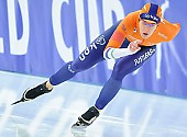 Subject: Ireen Wüst; Tags: Sport, NED, Netherlands, Niederlande, Holland, Dutch, Ireen Wüst, Eisschnelllauf, Speed skating, Schaatsen, Damen, Ladies, Frau, Mesdames, Female, Women, Athlet, Athlete, Sportler, Wettkämpfer, Sportsman; PhotoID: 2017-01-28-0913