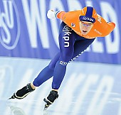 Subject: Ireen Wüst; Tags: Sport, NED, Netherlands, Niederlande, Holland, Dutch, Ireen Wüst, Eisschnelllauf, Speed skating, Schaatsen, Damen, Ladies, Frau, Mesdames, Female, Women, Athlet, Athlete, Sportler, Wettkämpfer, Sportsman; PhotoID: 2017-01-28-0922