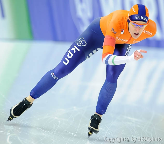 Ireen Wüst; Tags: Sport, NED, Netherlands, Niederlande, Holland, Dutch, Ireen Wüst, Eisschnelllauf, Speed skating, Schaatsen, Damen, Ladies, Frau, Mesdames, Female, Women, Athlet, Athlete, Sportler, Wettkämpfer, Sportsman; PhotoID: 2017-01-28-0923