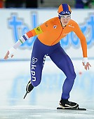 Subject: Marrit Leenstra; Tags: Sport, NED, Netherlands, Niederlande, Holland, Dutch, Marrit Leenstra, Eisschnelllauf, Speed skating, Schaatsen, Damen, Ladies, Frau, Mesdames, Female, Women, Athlet, Athlete, Sportler, Wettkämpfer, Sportsman; PhotoID: 2017-01-28-0929