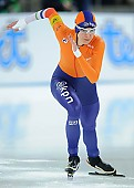 Subject: Marrit Leenstra; Tags: Sport, NED, Netherlands, Niederlande, Holland, Dutch, Marrit Leenstra, Eisschnelllauf, Speed skating, Schaatsen, Damen, Ladies, Frau, Mesdames, Female, Women, Athlet, Athlete, Sportler, Wettkämpfer, Sportsman; PhotoID: 2017-01-28-0930