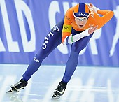 Subject: Marrit Leenstra; Tags: Sport, NED, Netherlands, Niederlande, Holland, Dutch, Marrit Leenstra, Eisschnelllauf, Speed skating, Schaatsen, Damen, Ladies, Frau, Mesdames, Female, Women, Athlet, Athlete, Sportler, Wettkämpfer, Sportsman; PhotoID: 2017-01-28-0934