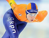 Subject: Marrit Leenstra; Tags: Sport, NED, Netherlands, Niederlande, Holland, Dutch, Marrit Leenstra, Eisschnelllauf, Speed skating, Schaatsen, Damen, Ladies, Frau, Mesdames, Female, Women, Athlet, Athlete, Sportler, Wettkämpfer, Sportsman; PhotoID: 2017-01-28-0936
