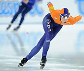 Subject: Marrit Leenstra; Tags: Sport, NED, Netherlands, Niederlande, Holland, Dutch, Marrit Leenstra, Eisschnelllauf, Speed skating, Schaatsen, Damen, Ladies, Frau, Mesdames, Female, Women, Athlet, Athlete, Sportler, Wettkämpfer, Sportsman; PhotoID: 2017-01-28-0937