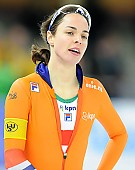 Subject: Marrit Leenstra; Tags: Sport, NED, Netherlands, Niederlande, Holland, Dutch, Marrit Leenstra, Eisschnelllauf, Speed skating, Schaatsen, Damen, Ladies, Frau, Mesdames, Female, Women, Athlet, Athlete, Sportler, Wettkämpfer, Sportsman; PhotoID: 2017-01-28-0941