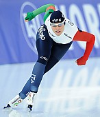 Subject: Yvonne Daldossi; Tags: Yvonne Daldossi, Sport, ITA, Italy, Italien, Eisschnelllauf, Speed skating, Schaatsen, Damen, Ladies, Frau, Mesdames, Female, Women, Athlet, Athlete, Sportler, Wettkämpfer, Sportsman; PhotoID: 2017-01-29-0094