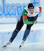 Subject: Yvonne Daldossi; Tags: Yvonne Daldossi, Sport, ITA, Italy, Italien, Eisschnelllauf, Speed skating, Schaatsen, Damen, Ladies, Frau, Mesdames, Female, Women, Athlet, Athlete, Sportler, Wettkämpfer, Sportsman; PhotoID: 2017-01-29-0097