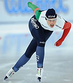 Subject: Yvonne Daldossi; Tags: Yvonne Daldossi, Sport, ITA, Italy, Italien, Eisschnelllauf, Speed skating, Schaatsen, Damen, Ladies, Frau, Mesdames, Female, Women, Athlet, Athlete, Sportler, Wettkämpfer, Sportsman; PhotoID: 2017-01-29-0098