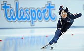 Subject: Min-Ji Kim; Tags: Sport, Min-Ji Kim, KOR, South Korea, Südkorea, Eisschnelllauf, Speed skating, Schaatsen, Damen, Ladies, Frau, Mesdames, Female, Women, Athlet, Athlete, Sportler, Wettkämpfer, Sportsman; PhotoID: 2017-01-29-0108