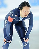 Subject: Min-Ji Kim; Tags: Sport, Min-Ji Kim, KOR, South Korea, Südkorea, Eisschnelllauf, Speed skating, Schaatsen, Damen, Ladies, Frau, Mesdames, Female, Women, Athlet, Athlete, Sportler, Wettkämpfer, Sportsman; PhotoID: 2017-01-29-0112