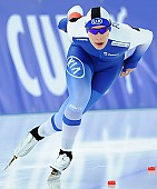 Subject: Elina Risku; Tags: Sport, FIN, Finland, Finnland, Elina Risku, Eisschnelllauf, Speed skating, Schaatsen, Damen, Ladies, Frau, Mesdames, Female, Women, Athlet, Athlete, Sportler, Wettkämpfer, Sportsman; PhotoID: 2017-01-29-0124