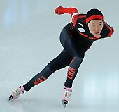 Subject: Mei Han; Tags: Sport, Mei Han, Eisschnelllauf, Speed skating, Schaatsen, Damen, Ladies, Frau, Mesdames, Female, Women, CHN, China, Volksrepublik China, Athlet, Athlete, Sportler, Wettkämpfer, Sportsman; PhotoID: 2017-01-29-0280