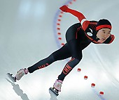 Subject: Mei Han; Tags: Sport, Mei Han, Eisschnelllauf, Speed skating, Schaatsen, Damen, Ladies, Frau, Mesdames, Female, Women, CHN, China, Volksrepublik China, Athlet, Athlete, Sportler, Wettkämpfer, Sportsman; PhotoID: 2017-01-29-0287