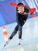 Subject: Mei Han; Tags: Sport, Mei Han, Eisschnelllauf, Speed skating, Schaatsen, Damen, Ladies, Frau, Mesdames, Female, Women, CHN, China, Volksrepublik China, Athlet, Athlete, Sportler, Wettkämpfer, Sportsman; PhotoID: 2017-01-29-0298