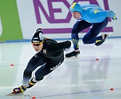 Subject: Roman Krech, Tsubasa Hasegawa; Tags: Tsubasa Hasegawa, Sport, Roman Kretsj, KAZ, Kazakhstan, Kasachstan, JPN, Japan, Nippon, Herren, Men, Gentlemen, Mann, Männer, Gents, Sirs, Mister, Eisschnelllauf, Speed skating, Schaatsen, Athlet, Athlete, Sportler, Wettkämpfer, Sportsman; PhotoID: 2017-01-29-0388
