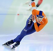 Subject: Marrit Leenstra; Tags: Sport, NED, Netherlands, Niederlande, Holland, Dutch, Marrit Leenstra, Eisschnelllauf, Speed skating, Schaatsen, Damen, Ladies, Frau, Mesdames, Female, Women, Athlet, Athlete, Sportler, Wettkämpfer, Sportsman; PhotoID: 2017-01-29-0485