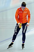 Subject: Ireen Wüst; Tags: Sport, NED, Netherlands, Niederlande, Holland, Dutch, Ireen Wüst, Eisschnelllauf, Speed skating, Schaatsen, Damen, Ladies, Frau, Mesdames, Female, Women, Athlet, Athlete, Sportler, Wettkämpfer, Sportsman; PhotoID: 2017-01-29-0582