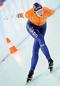 Subject: Carlijn Achtereekte; Tags: Sport, NED, Netherlands, Niederlande, Holland, Dutch, Eisschnelllauf, Speed skating, Schaatsen, Damen, Ladies, Frau, Mesdames, Female, Women, Carlijn Achtereekte, Athlet, Athlete, Sportler, Wettkämpfer, Sportsman; PhotoID: 2017-01-29-0587