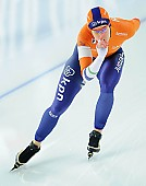 Subject: Ireen Wüst; Tags: Sport, NED, Netherlands, Niederlande, Holland, Dutch, Ireen Wüst, Eisschnelllauf, Speed skating, Schaatsen, Damen, Ladies, Frau, Mesdames, Female, Women, Athlet, Athlete, Sportler, Wettkämpfer, Sportsman; PhotoID: 2017-01-29-0605