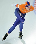 Subject: Ireen Wüst; Tags: Sport, NED, Netherlands, Niederlande, Holland, Dutch, Ireen Wüst, Eisschnelllauf, Speed skating, Schaatsen, Damen, Ladies, Frau, Mesdames, Female, Women, Athlet, Athlete, Sportler, Wettkämpfer, Sportsman; PhotoID: 2017-01-29-0609