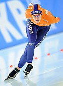 Subject: Ireen Wüst; Tags: Sport, NED, Netherlands, Niederlande, Holland, Dutch, Ireen Wüst, Eisschnelllauf, Speed skating, Schaatsen, Damen, Ladies, Frau, Mesdames, Female, Women, Athlet, Athlete, Sportler, Wettkämpfer, Sportsman; PhotoID: 2017-01-29-0612