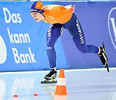 Subject: Ireen Wüst; Tags: Sport, NED, Netherlands, Niederlande, Holland, Dutch, Ireen Wüst, Eisschnelllauf, Speed skating, Schaatsen, Damen, Ladies, Frau, Mesdames, Female, Women, Athlet, Athlete, Sportler, Wettkämpfer, Sportsman; PhotoID: 2017-01-29-0614
