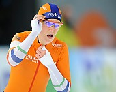 Subject: Ireen Wüst; Tags: Sport, NED, Netherlands, Niederlande, Holland, Dutch, Ireen Wüst, Eisschnelllauf, Speed skating, Schaatsen, Damen, Ladies, Frau, Mesdames, Female, Women, Athlet, Athlete, Sportler, Wettkämpfer, Sportsman; PhotoID: 2017-01-29-0617